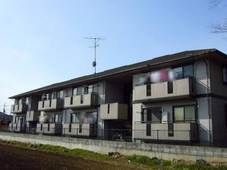 埼玉県さいたま市見沼区、七里駅徒歩7分の築19年 2階建の賃貸アパート