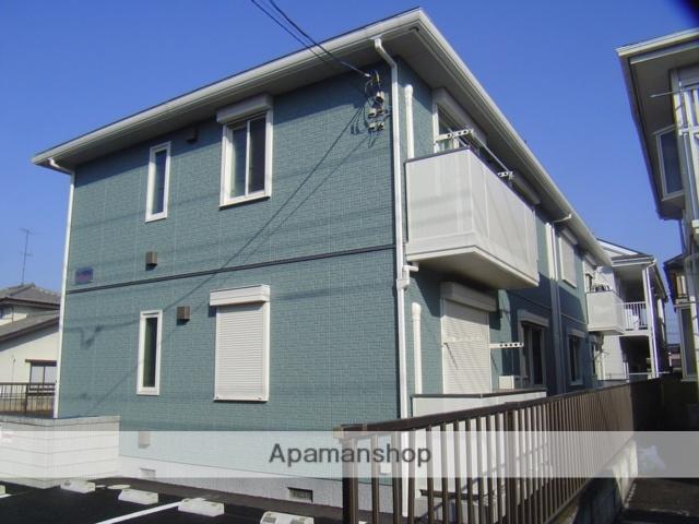 埼玉県さいたま市見沼区、東大宮駅徒歩16分の築9年 2階建の賃貸アパート