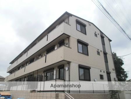 埼玉県さいたま市見沼区、七里駅徒歩17分の築3年 3階建の賃貸アパート
