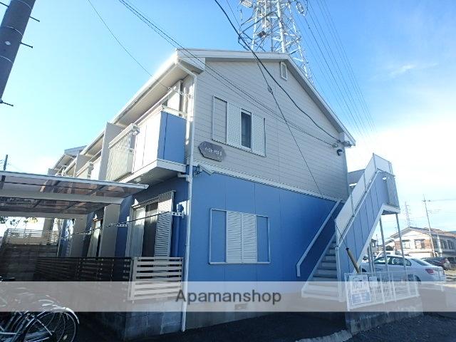 埼玉県さいたま市北区、宮原駅徒歩11分の築23年 2階建の賃貸アパート
