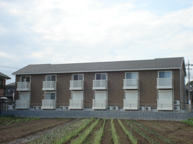 埼玉県さいたま市北区、宮原駅徒歩22分の築8年 2階建の賃貸アパート