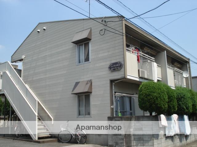 埼玉県さいたま市北区、土呂駅徒歩8分の築30年 2階建の賃貸アパート