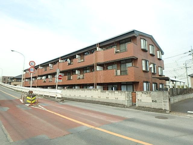 埼玉県さいたま市北区、土呂駅徒歩7分の築22年 3階建の賃貸マンション