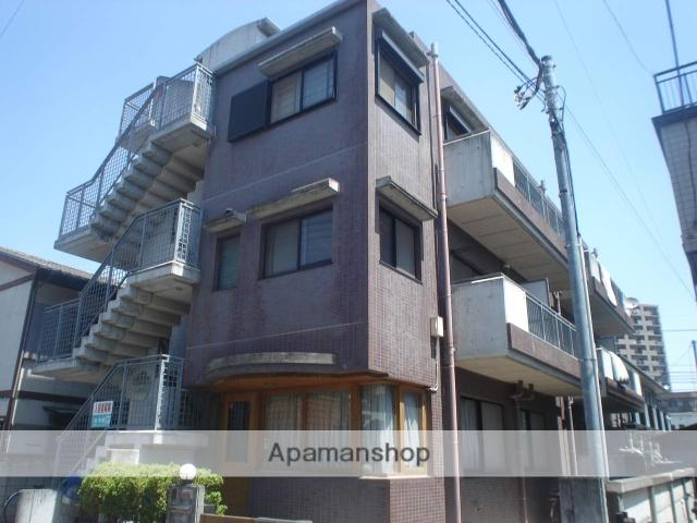 埼玉県さいたま市北区、土呂駅徒歩2分の築18年 3階建の賃貸マンション