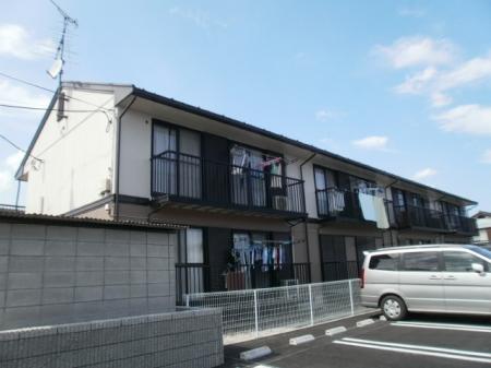 埼玉県さいたま市見沼区、七里駅徒歩10分の築20年 2階建の賃貸アパート