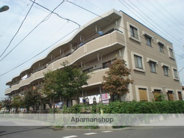 埼玉県さいたま市見沼区、土呂駅徒歩29分の築17年 3階建の賃貸マンション