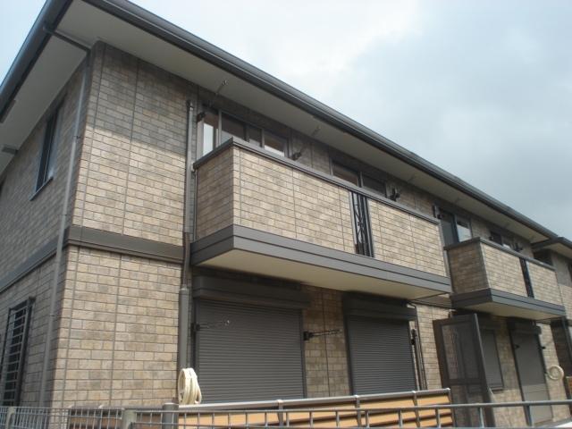 埼玉県さいたま市北区、今羽駅徒歩3分の築8年 2階建の賃貸アパート