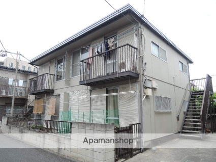埼玉県さいたま市北区、土呂駅徒歩14分の築33年 2階建の賃貸アパート