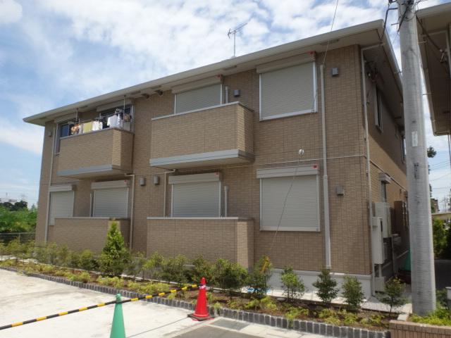埼玉県上尾市、東大宮駅徒歩23分の築1年 2階建の賃貸アパート
