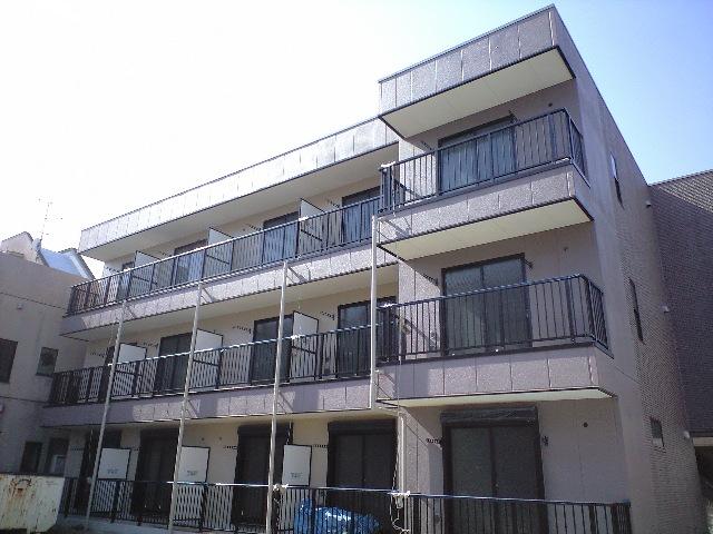 埼玉県さいたま市北区、土呂駅徒歩13分の築7年 3階建の賃貸マンション