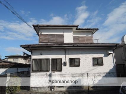 埼玉県さいたま市北区、土呂駅徒歩8分の築20年 2階建の賃貸一戸建て