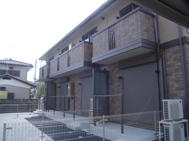 埼玉県さいたま市北区、土呂駅徒歩19分の築7年 2階建の賃貸アパート