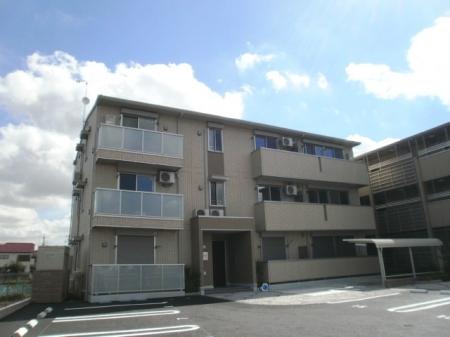埼玉県さいたま市見沼区、東大宮駅徒歩30分の築1年 3階建の賃貸アパート