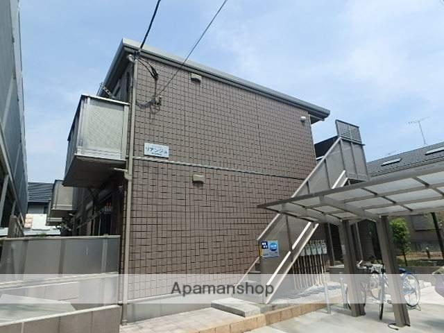 埼玉県上尾市、吉野原駅徒歩11分の新築 2階建の賃貸アパート