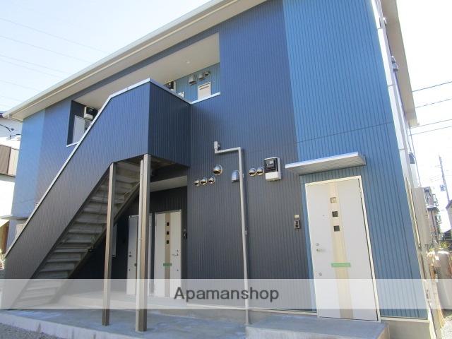 埼玉県さいたま市見沼区、大和田駅徒歩9分の新築 2階建の賃貸アパート