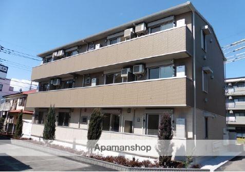 埼玉県さいたま市大宮区、大宮駅徒歩18分の新築 3階建の賃貸アパート