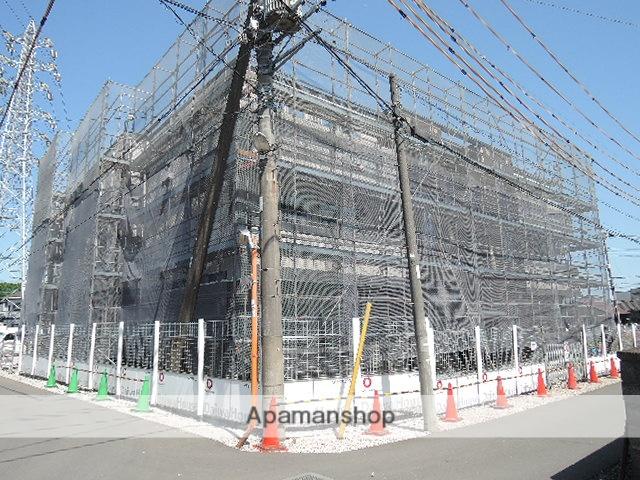 埼玉県さいたま市見沼区、七里駅徒歩8分の新築 3階建の賃貸アパート