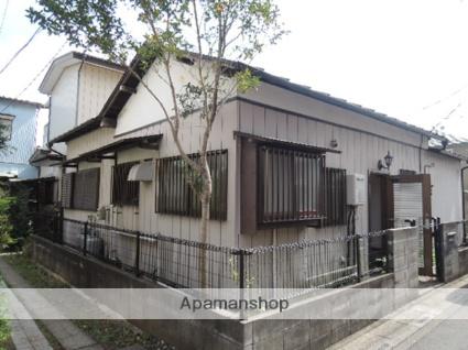 埼玉県さいたま市北区、土呂駅徒歩12分の築56年 1階建の賃貸一戸建て