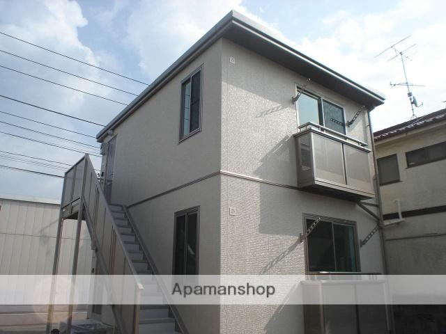 埼玉県さいたま市見沼区、大和田駅徒歩3分の築8年 2階建の賃貸アパート