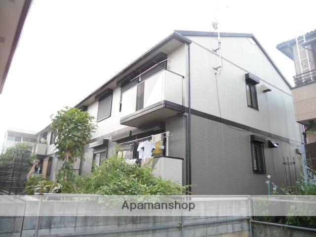 埼玉県さいたま市見沼区、東大宮駅徒歩25分の築17年 2階建の賃貸アパート