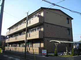 埼玉県さいたま市北区、宮原駅徒歩19分の築12年 3階建の賃貸アパート