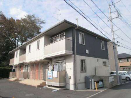 埼玉県さいたま市見沼区、大和田駅徒歩10分の築10年 2階建の賃貸アパート
