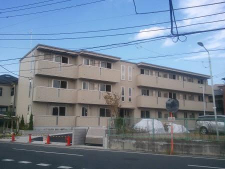 埼玉県さいたま市見沼区、東大宮駅徒歩13分の築4年 3階建の賃貸アパート