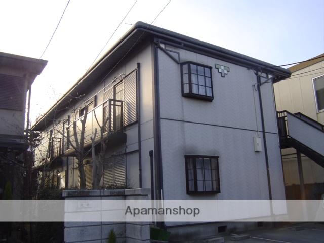 埼玉県さいたま市北区、土呂駅徒歩12分の築22年 2階建の賃貸アパート