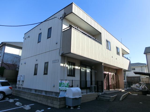 埼玉県さいたま市北区、宮原駅徒歩15分の築10年 2階建の賃貸マンション