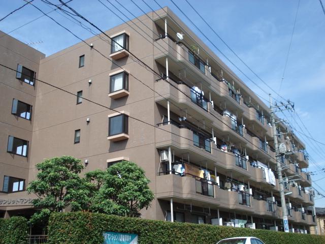 埼玉県さいたま市北区、宮原駅徒歩18分の築19年 5階建の賃貸マンション