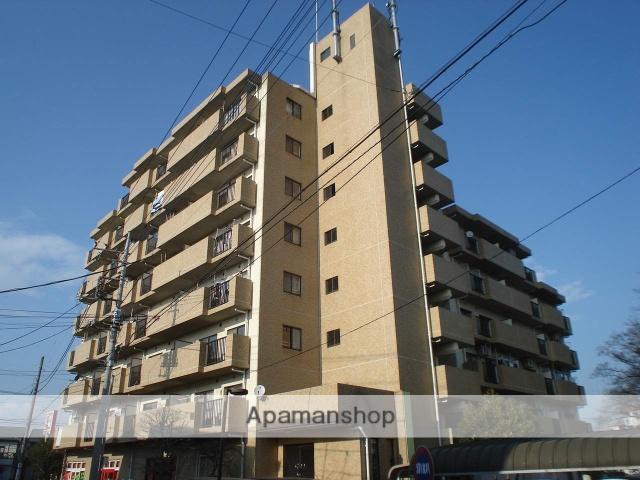 埼玉県さいたま市北区、宮原駅徒歩17分の築24年 8階建の賃貸マンション