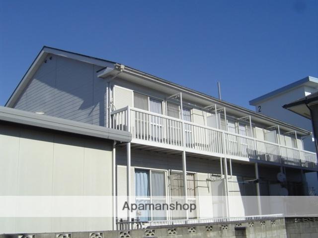 埼玉県さいたま市北区、宮原駅徒歩2分の築23年 2階建の賃貸アパート