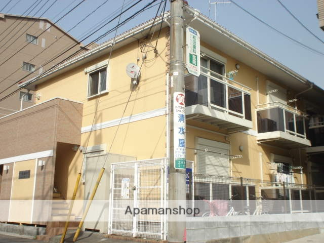埼玉県さいたま市北区、土呂駅徒歩1分の築12年 2階建の賃貸アパート