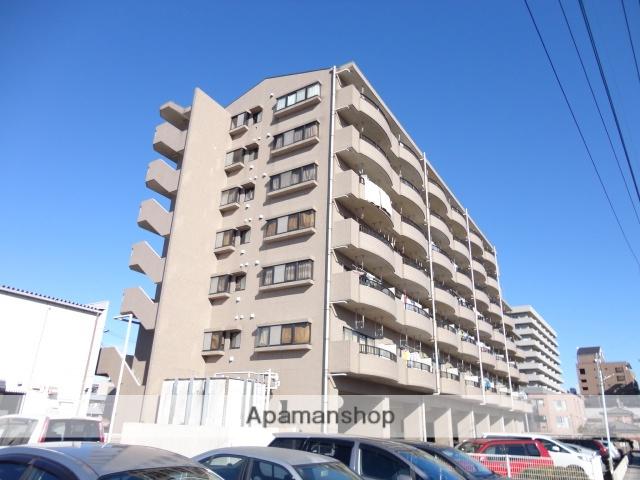 埼玉県さいたま市北区、日進駅徒歩13分の築23年 7階建の賃貸マンション