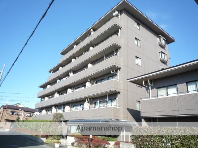 埼玉県さいたま市北区、土呂駅徒歩12分の築22年 6階建の賃貸マンション