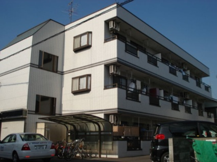 埼玉県さいたま市北区本郷町[2LDK/45.54m2]の外観
