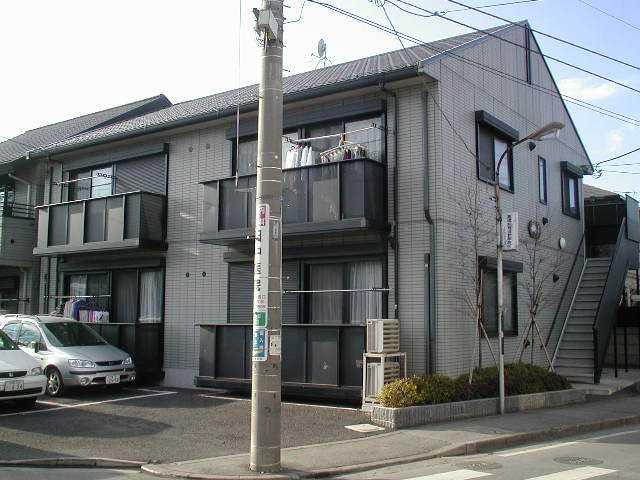 埼玉県さいたま市北区、土呂駅徒歩9分の築19年 2階建の賃貸アパート