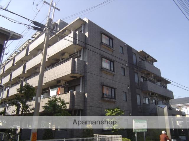 埼玉県さいたま市北区、北大宮駅徒歩11分の築21年 5階建の賃貸マンション