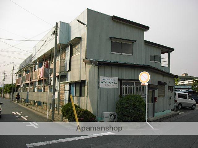 埼玉県さいたま市北区、土呂駅徒歩6分の築32年 2階建の賃貸アパート