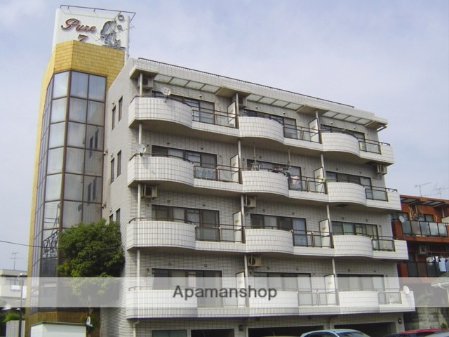 埼玉県さいたま市北区、土呂駅徒歩3分の築27年 4階建の賃貸マンション