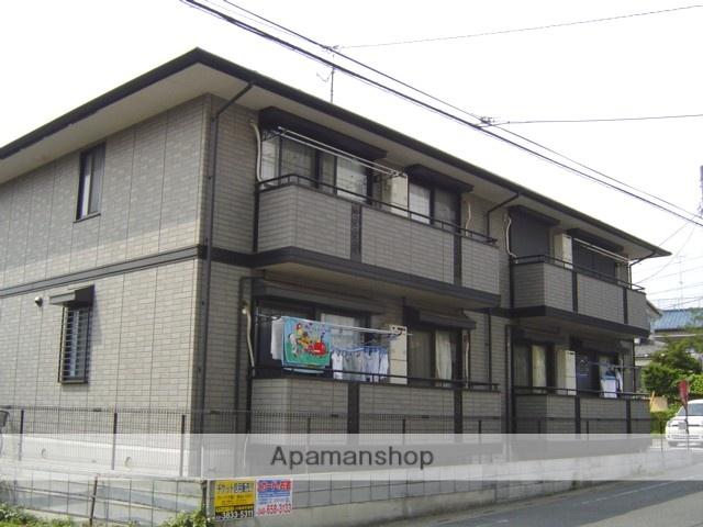 埼玉県さいたま市北区、土呂駅徒歩5分の築17年 2階建の賃貸アパート