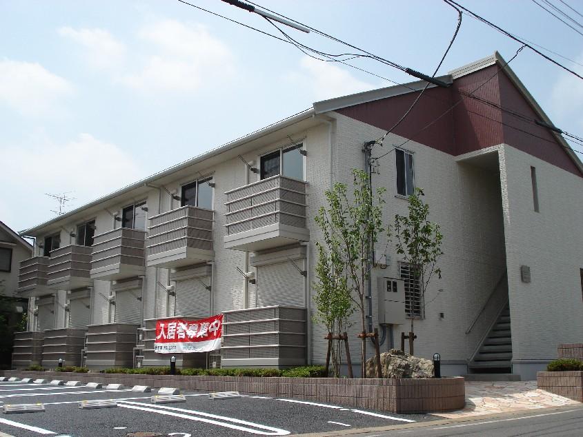 埼玉県さいたま市北区、土呂駅徒歩15分の築10年 2階建の賃貸アパート