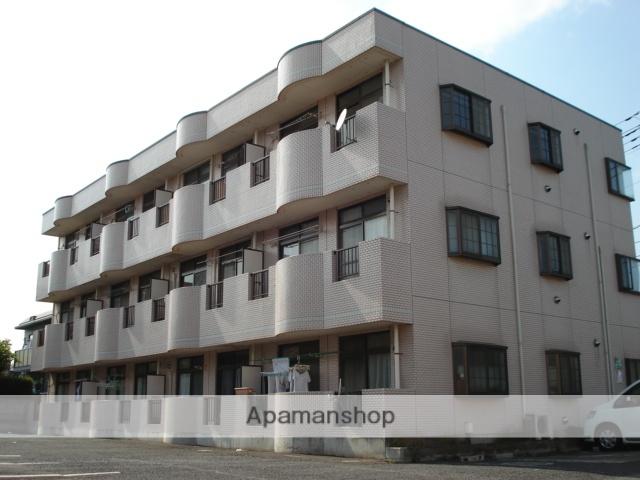 埼玉県さいたま市見沼区、土呂駅徒歩29分の築27年 3階建の賃貸マンション