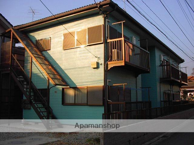 埼玉県上尾市、東大宮駅徒歩7分の築17年 2階建の賃貸アパート