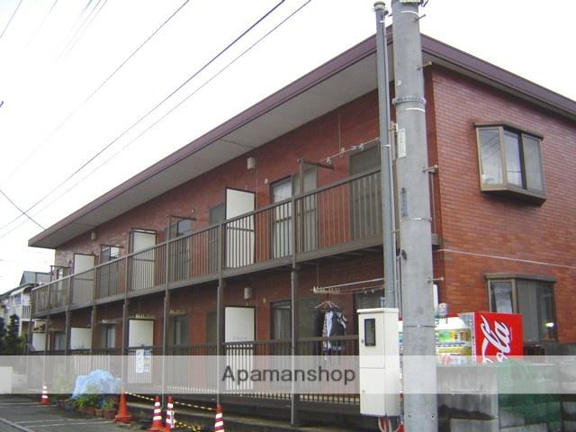 埼玉県さいたま市見沼区、大和田駅徒歩12分の築27年 2階建の賃貸アパート