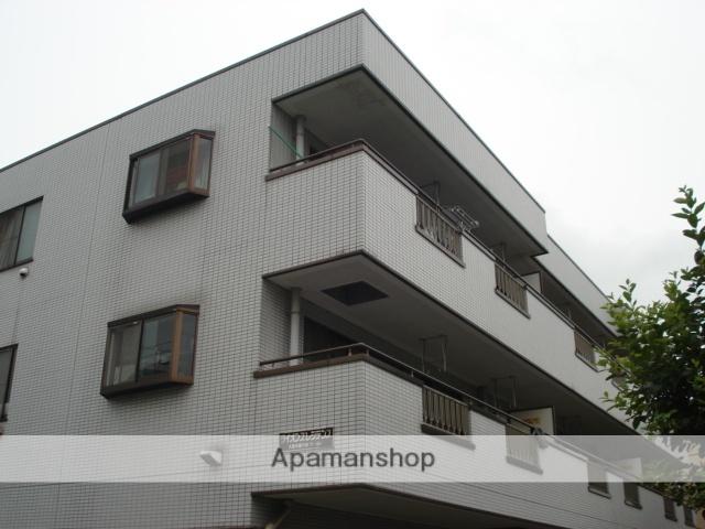 埼玉県さいたま市北区、土呂駅徒歩5分の築27年 3階建の賃貸マンション