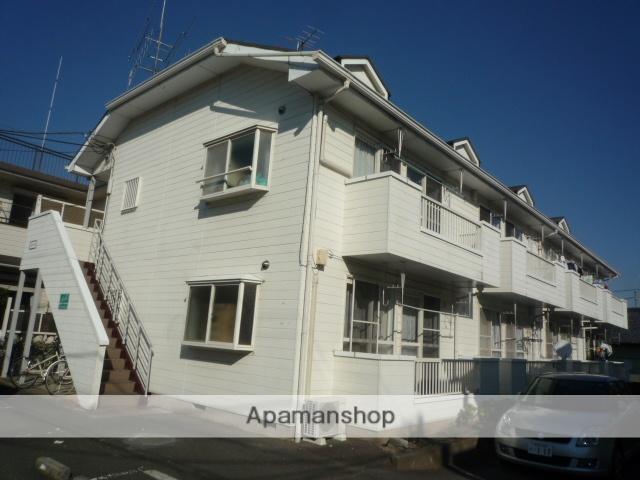 埼玉県さいたま市北区、土呂駅徒歩12分の築30年 2階建の賃貸アパート