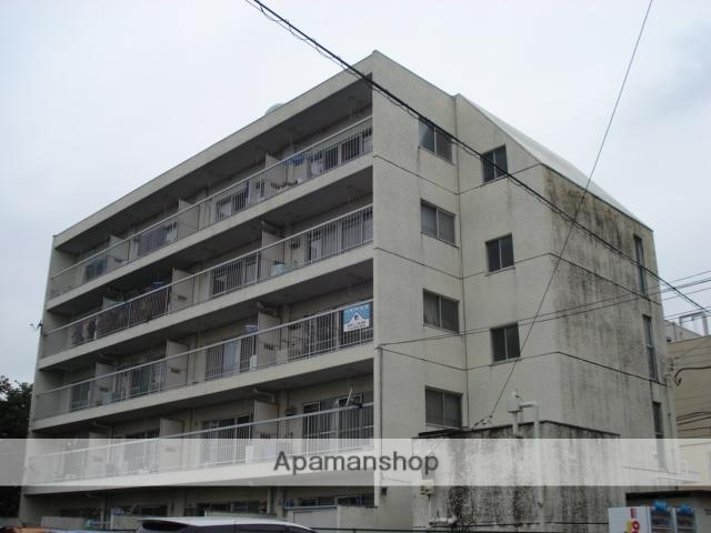 埼玉県さいたま市北区、土呂駅徒歩15分の築39年 5階建の賃貸マンション