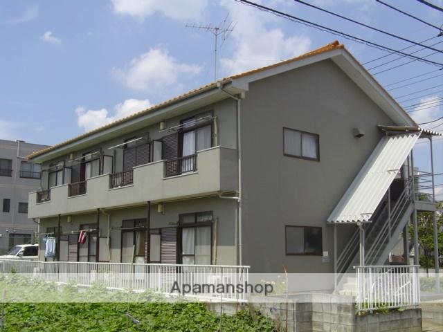 埼玉県さいたま市見沼区、東大宮駅徒歩23分の築24年 2階建の賃貸アパート