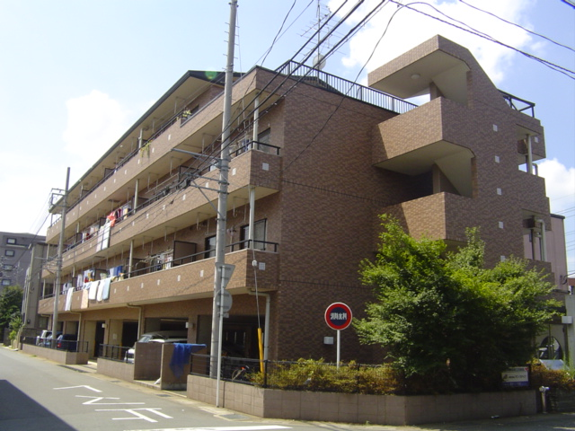 埼玉県さいたま市北区、土呂駅徒歩2分の築21年 4階建の賃貸マンション